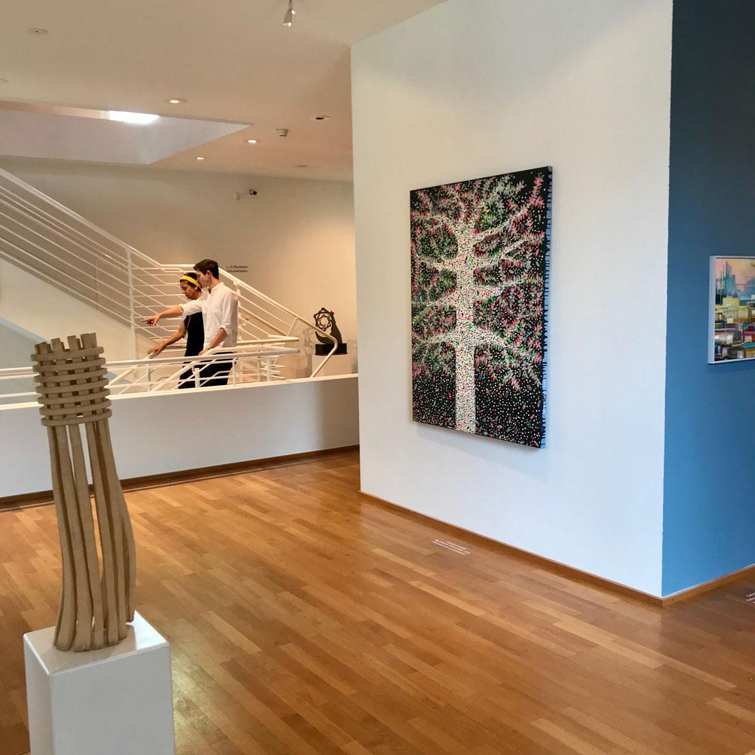Susanna Ladda Buchheim Museum 43. Bernrieder Kunstausstellung 2019
