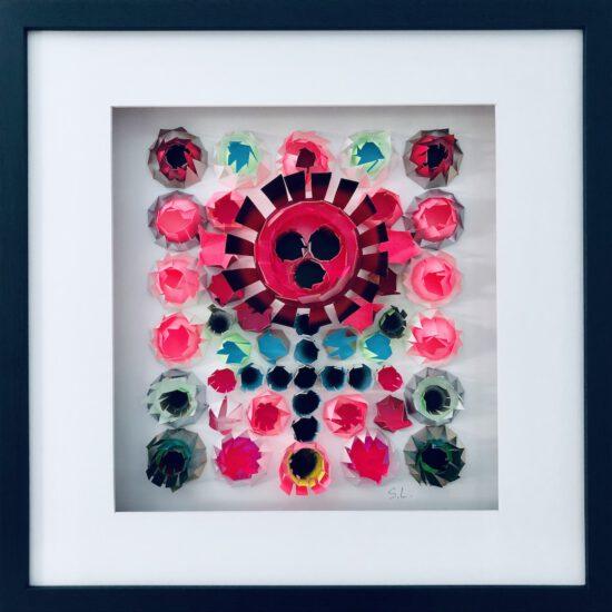 ART PORTABLE AUKIO GALERIE STARNBERGER SEE BUCHHEIMMUSEUM SUSANNA LADDA STRANZINGER PAPER OBJECTS PAPER POSITIONS PAPPER KONST FLOWER SHOWERS GERMANY MUNICH MÜNCHEN SWEDEN SCHWEDEN STOCKHOLM