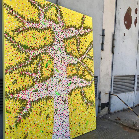 DREAM TREE SUSANNA LADDA ART GALERIE STARNBERGER SEE